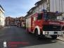 Ausgelöster Rauchwarnmelder in Mehrfamilienhaus - Schillerstraße 25.03.2017