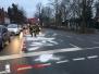 Auslaufende Betriebsstoffe aus LKW-Veerßer Straße 17.02.2017
