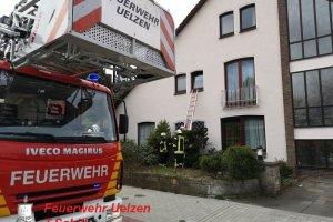 Auslösung Rauchwarnmelder - Medingstraße 27.03.2019