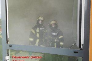 F2 – Rauchentwicklung auf Station 1 Uelzen – An den Zehn Eichen 19.06.2019