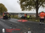 Verkehrsunfall - B4-Holdenstedt  22.10.15
