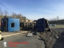 VU-PKL mit LKW, B4-Uhlenring-Abfahrt Oldenstadt  23.03.15