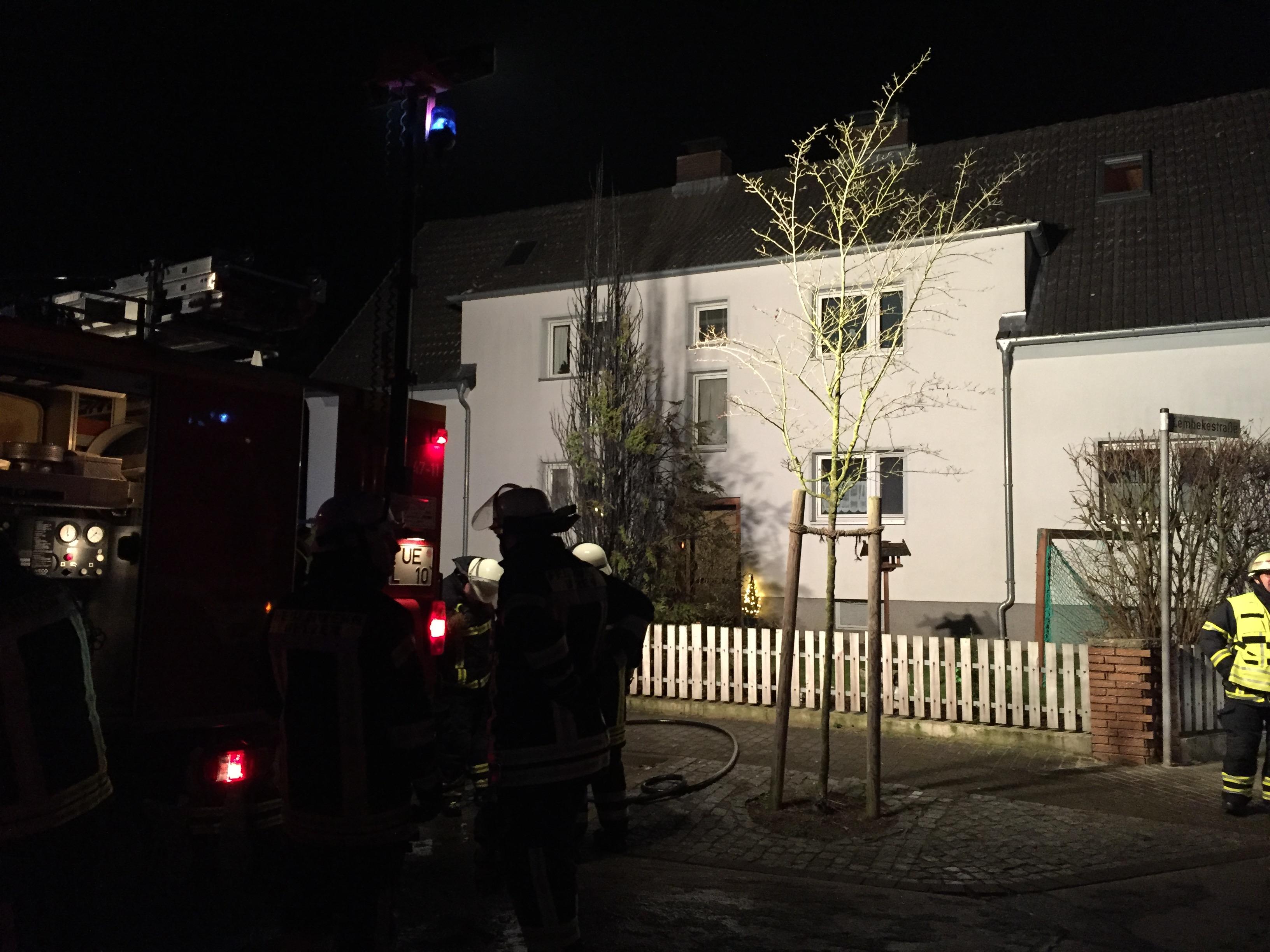 340. Brennt Baum an Mehrfamilienhaus