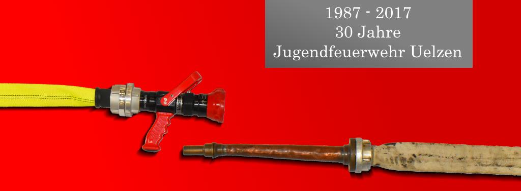 30 Jahre erfolgreiche Jugendarbeit - Jugendfeuerwehr der Hansestadt Uelzen feiert Jubiläum