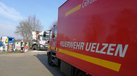 019. Hilfeleistung - - Auslaufende Betriebsstoffe aus LKW