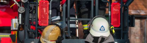 037. Anforderung Absturzsicherungsgruppe LK Uelzen - Unterstützung Nachlöscharbeiten