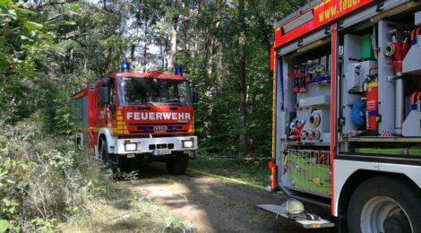 177. WB1 - Anforderung TLF - Waldbrand