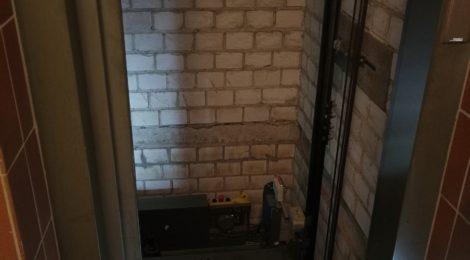302. Hilfeleistung - - Person im Aufzug