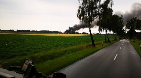 121. F4 - Scheunenbrand