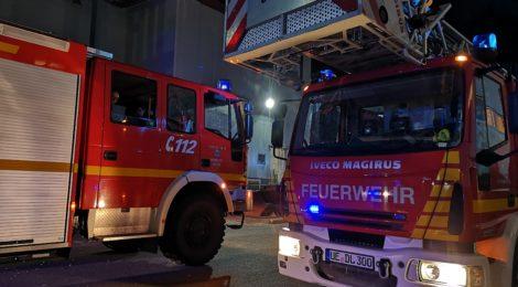 239. Auslösung Brandmeldeanlage