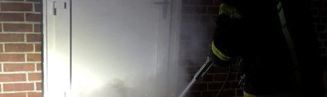 034. F1 - Entstehungsbrand an Turnhalle