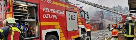 039. F2 - Dachstuhlbrand